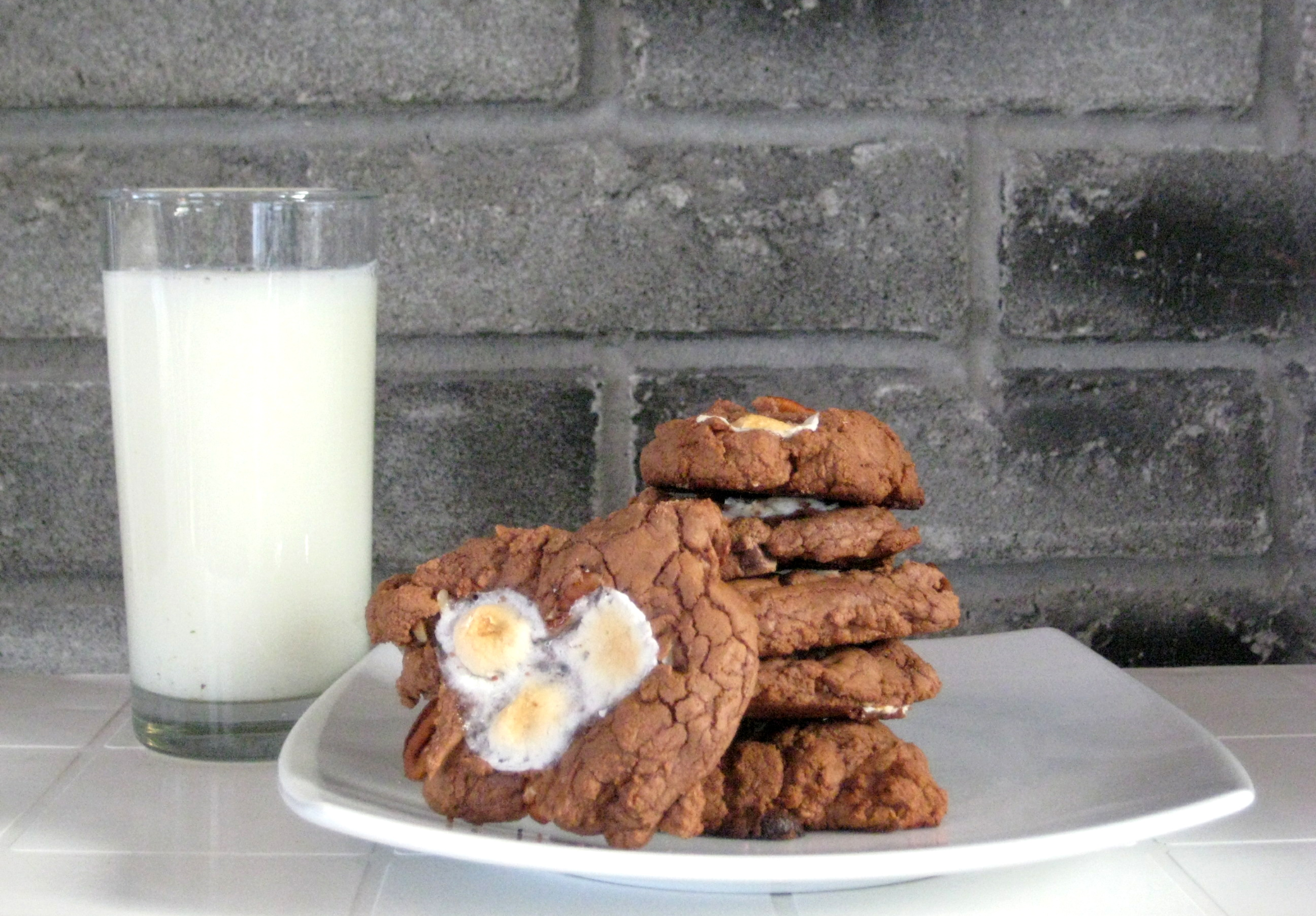 Mississippi Mud Cookies & The Cookie Man | Tastes better ...